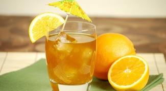 Как приготовить тропический коктейль с ромом
