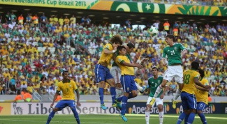 Бразилия - Мексика: как стартовал второй тур чемпионата мира