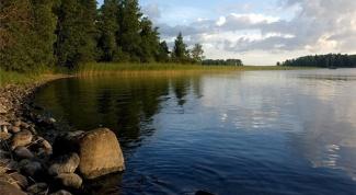 Какими озерами знаменита Россия