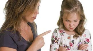 Как наказать ребенка без физического воздействия