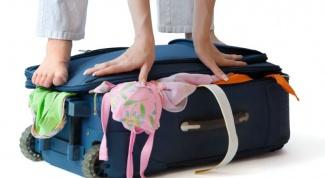 Как научиться упаковывать чемоданы