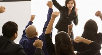 Как сформировать правильную мотивацию