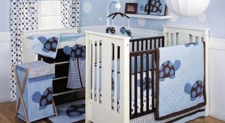 Как обустроить комнату для новорожденного