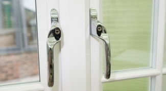 How to replace the handle on the Windows
