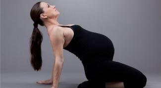 Что такое йога для беременных