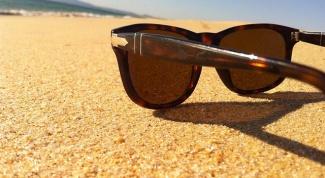 Как проверить солнцезащитные очки