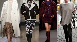 Как одеваться в осенний период