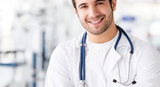 As the gynecologist checks