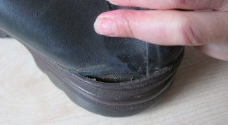 How to seal the shoes