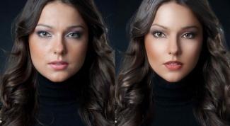 Как сделать минимальную коррекцию в Photoshop