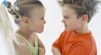 Как проявляют агрессию современные дети