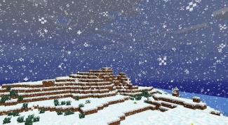 Как убрать снег в «Майнкрафте»