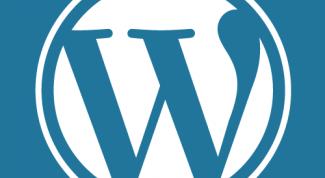 Как настроить страницу в Wordpress