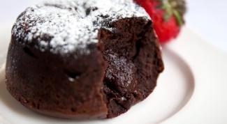 Как приготовить шоколадно-свекольные пирожные