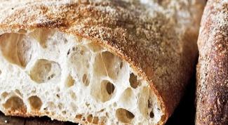 Как приготовить итальянский хлеб «Чиабатта»