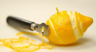 The use of lemon and its peel in daily life