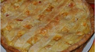 Готовим неповторимый мясной пирог