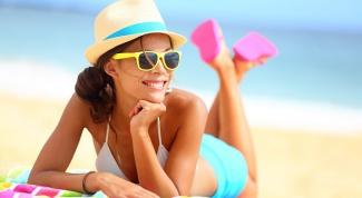 Как защитить себя от солнечного излучения