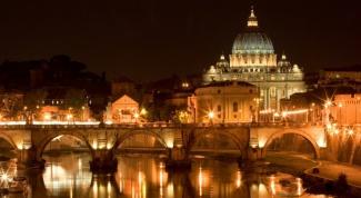 Что можно увидеть в Риме