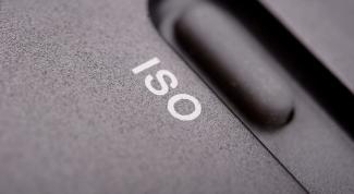 Что такое ISO на фотоаппарате