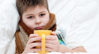 How to treat a sore throat in children
