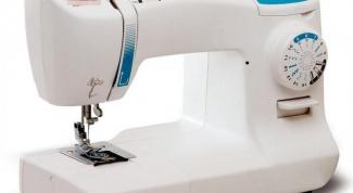 Какую швейную машинку купить новичку