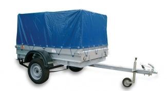 Правила перевозки грузов в прицепе