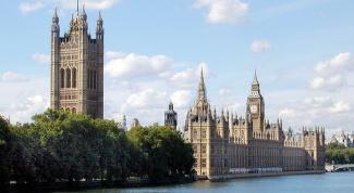 Какая река протекает в Лондоне