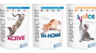 Отзывы о корме для кошек