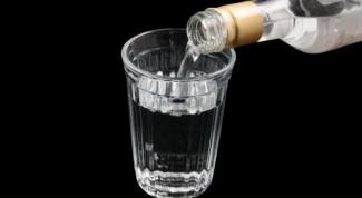 Сколько промилле в стопке водки