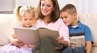 Как научить ребенка любить читать книги