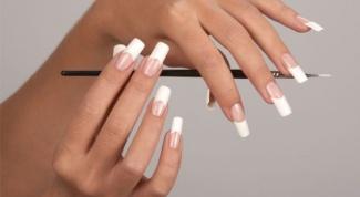 В чем секрет крепких длинных ногтей