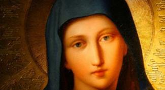 Где в России находится икона Девы Марии