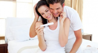 What pregnancy shows HCG