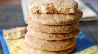Как приготовить марокканский хлеб