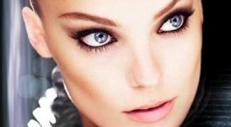 Эффектный макияж глаз с помощью карандаша