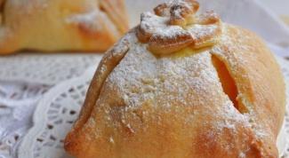 Как приготовить десерт «Яблочки в тесте»