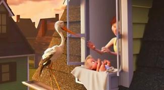 Откуда берутся дети: объяснение для ребенка