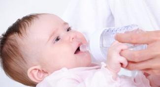 Укропная вода для новорожденного
