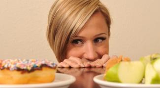 Как снизить потребность в сладостях