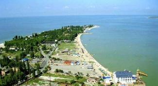 Где можно недорого отдохнуть на Азовском море