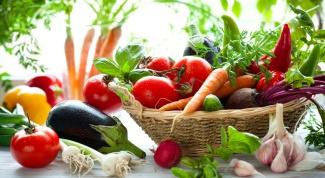 Как правильно хранить овощи дома