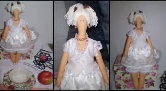 Как сшить куклу-тильда