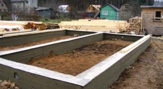 Как залить фундамент на суглинистой почве