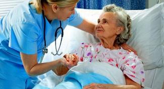 Режим больного пневмонией