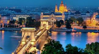 Отдых в Венгрии: знакомство с Будапештом