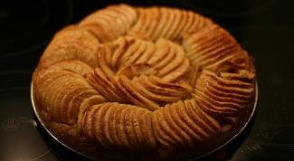 Как приготовить норвежский яблочный торт