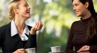 Схема завязки разговора