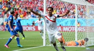 Сенсации в матчах второго тура футбольного мундиаля в Бразилии