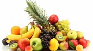 Какой фрукт выбрать на ужин